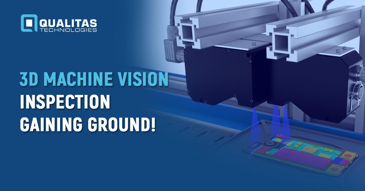 3D Machine Vision Inspection