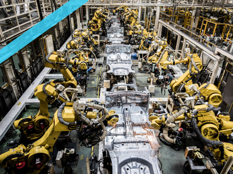 How Artificial Intelligence is Transforming Manufacturing Industries