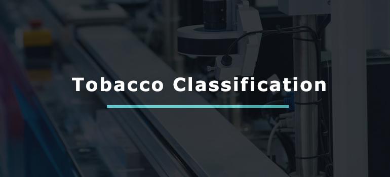 Tobacco Classification