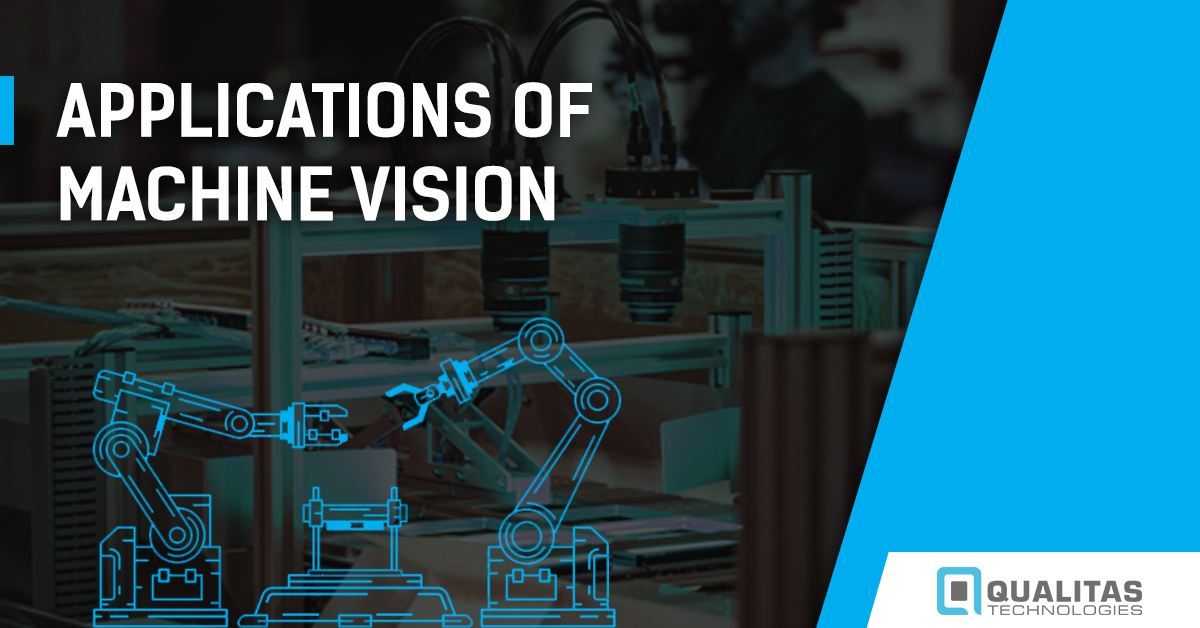 7 APPLICATIONS OF MACHINE VISION