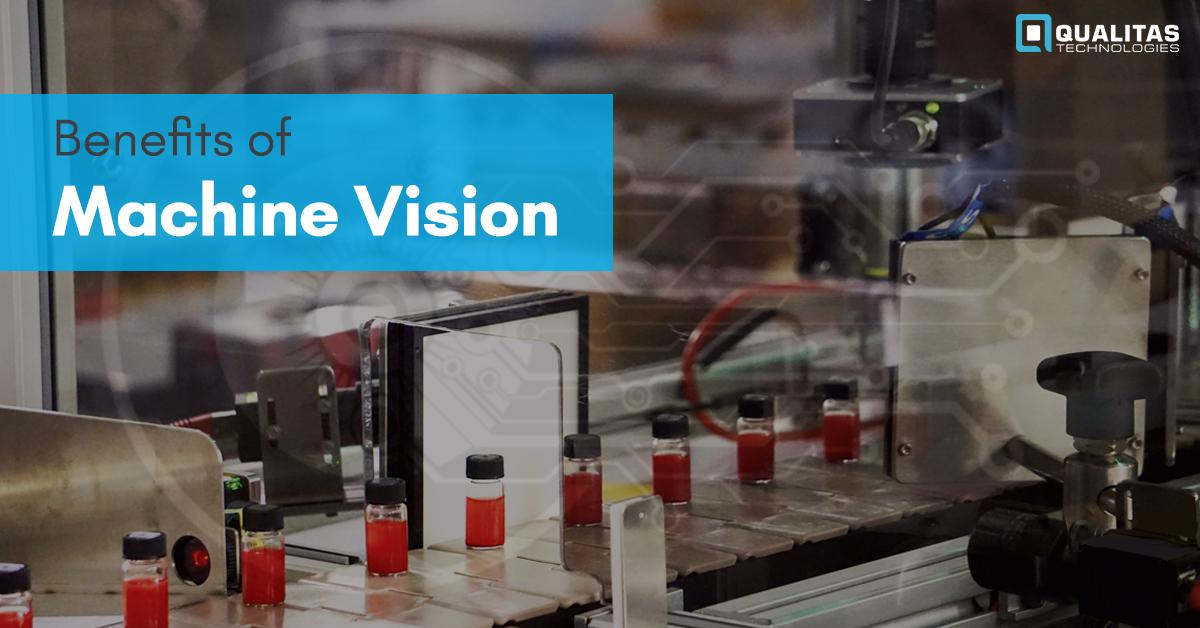 Benefits Of Machine Vision