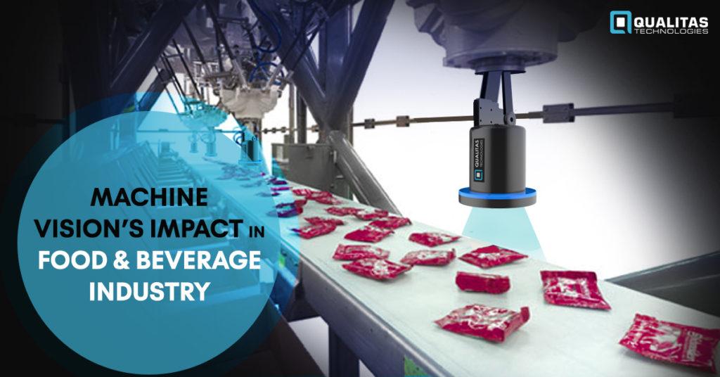 Machine Vision in Food & beverage industry