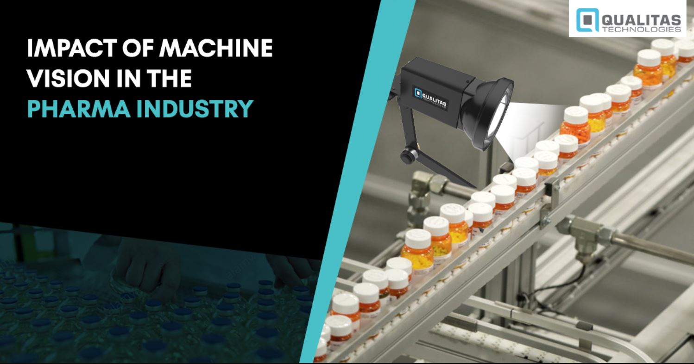 machine vision in pharma industry