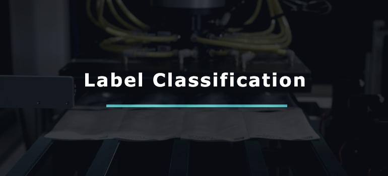 label classification