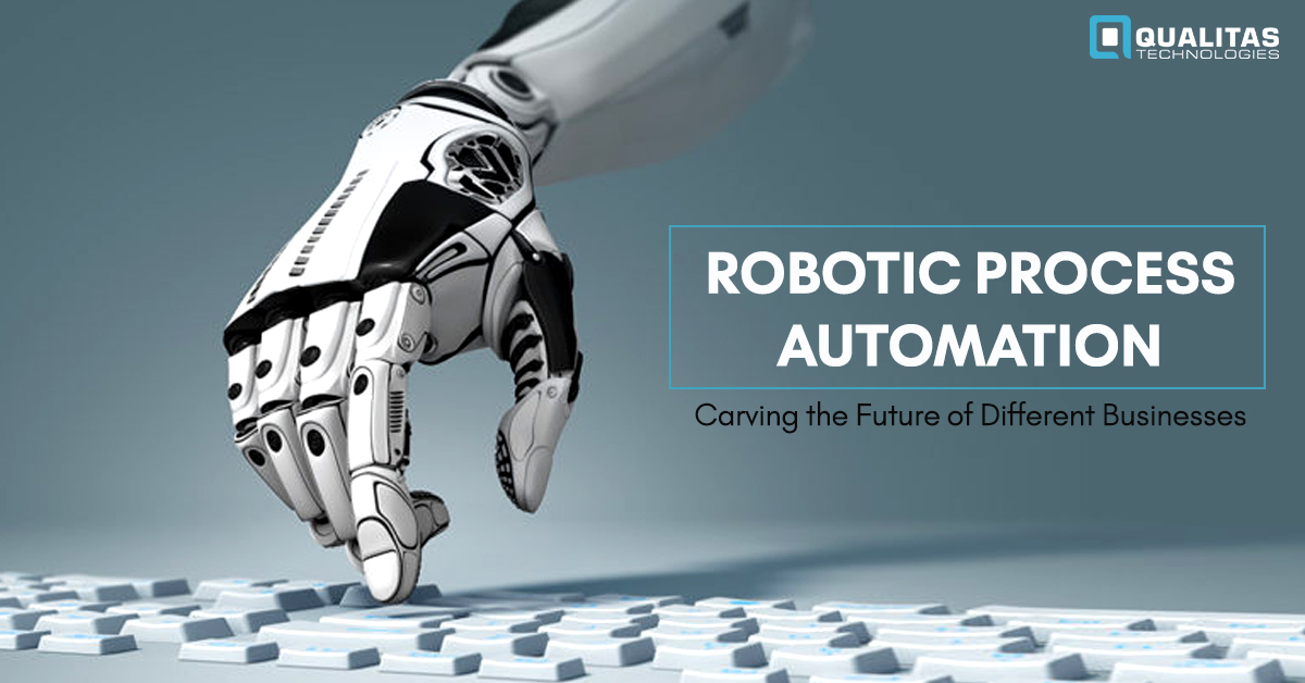Robotic Process Automation – Carving the Future of Different Businesses