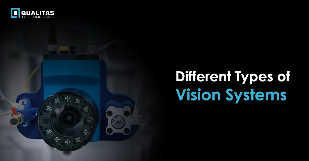 Different Types of Vision Systems
