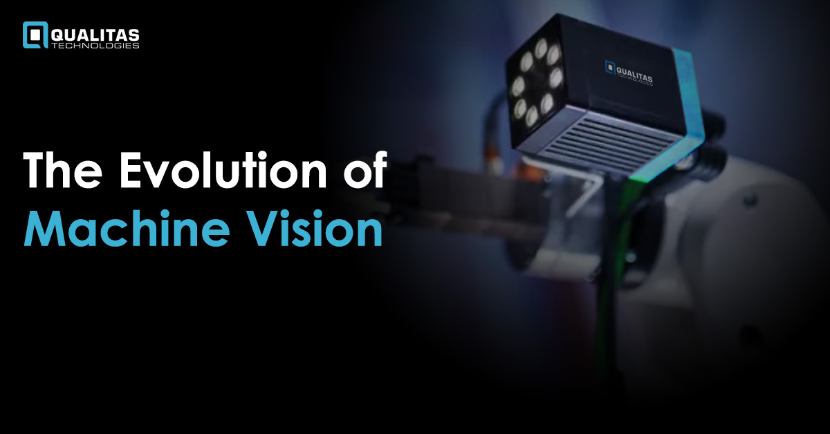 The Evolution of Machine Vision