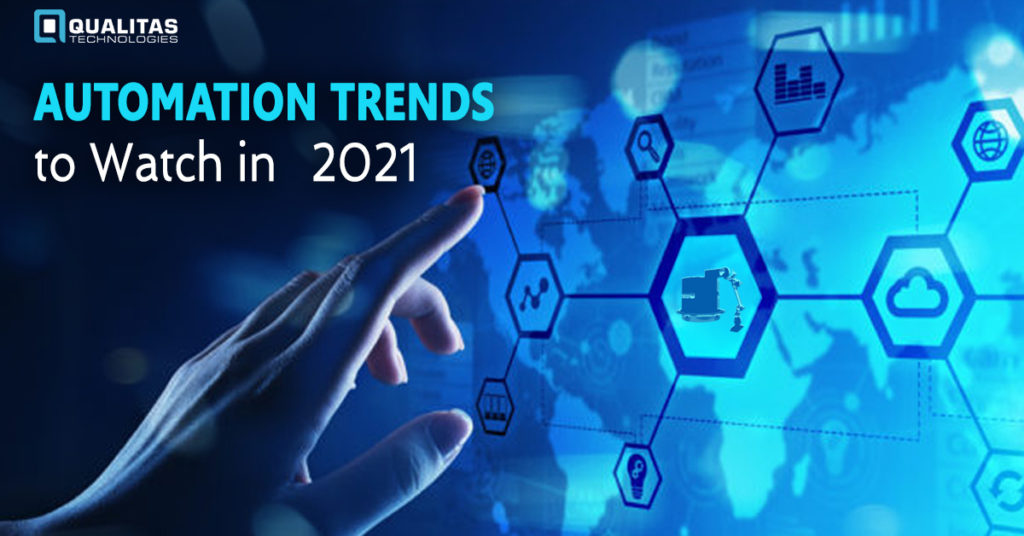 7 Automation Trends to Watch in 2021 | Effects of Automation in Industry | Qualitas Technologies