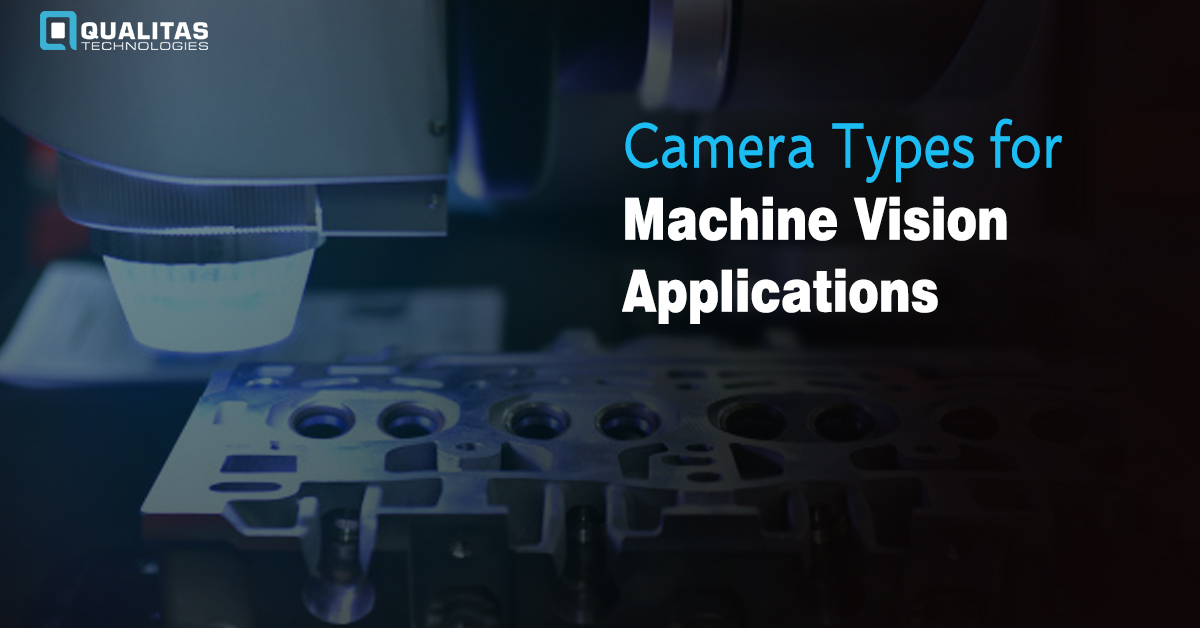 Camera Types for Machine Vision Applications