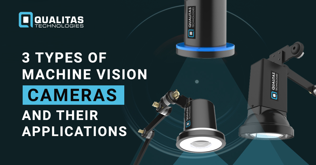 3 Types Of Machine Vision Cameras And Their Applications