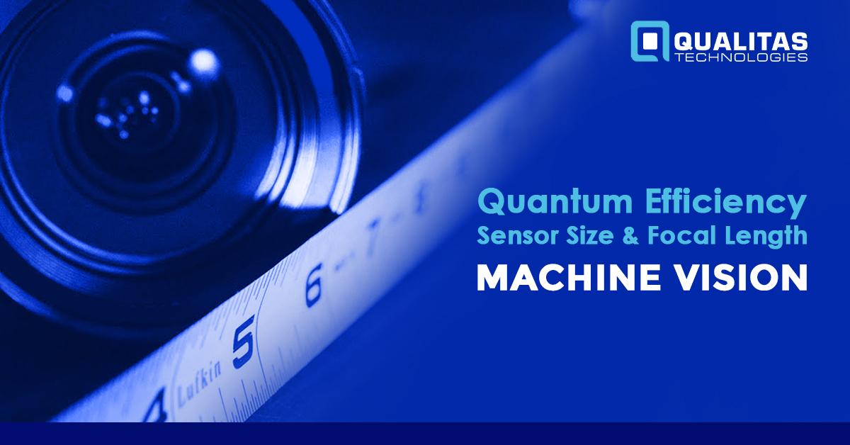Quantum Efficiency, Sensor Size, and Focal Length: Explained – Machine Vision
