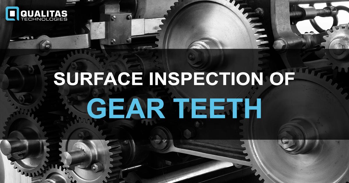 Gear surface inspection