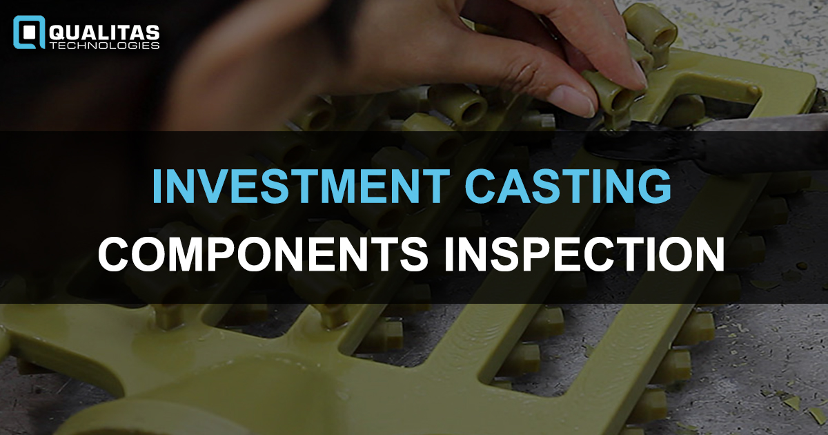 investment casting automated inspection
