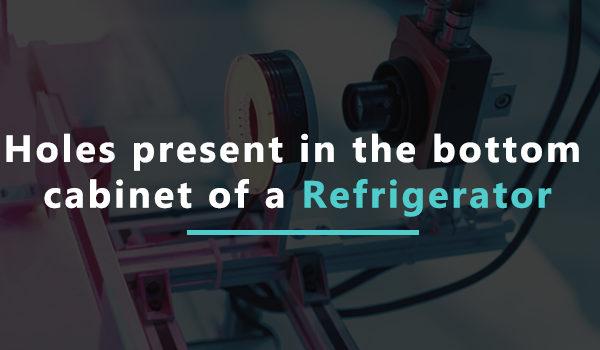 Refrigerator Panel Inspection