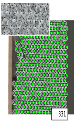 vial counting, tiny part counting
