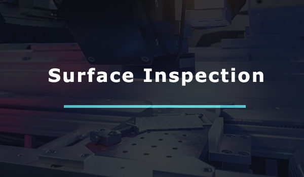 Surface Inspection- Case Study