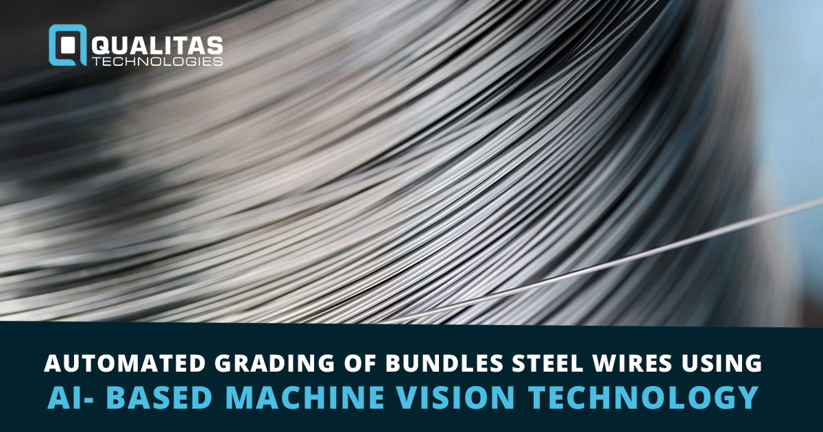 Steel Fiber Grading Inspection- Automated Grading Of Bundles Steel Wires Using AI-Based Machine Vision Technology